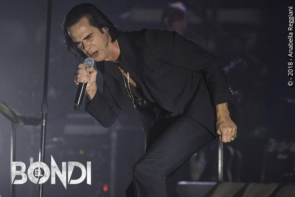 Cobertura Fotográfica: Nick Cave & The Bad Seeds - Nick Cave & The Bad Seeds